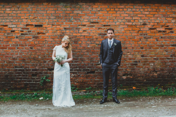 Belle & Damien - Humanist Wedding at The Millhouse, Slane