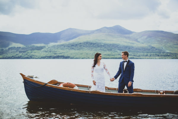 Ben + Dee // Europe Hotel Wedding // Kerry