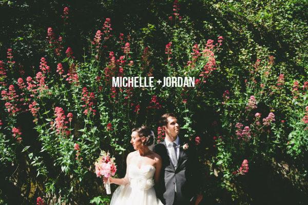 Michelle + Jordan - Barnabrow House