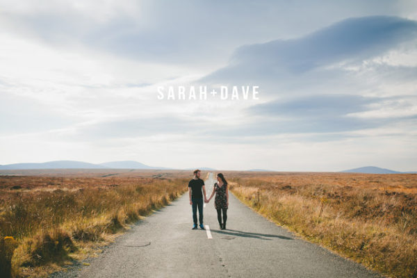 Sarah + Dave: A Wicklow Engagement Shoot