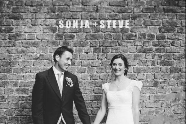 Sonja + Steve