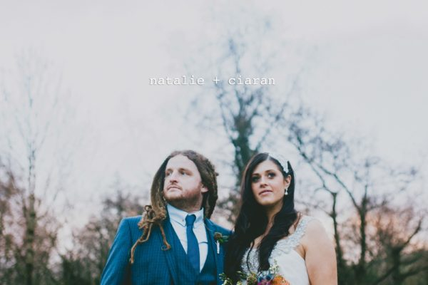 Alternative Wedding Ireland: The Brooklodge Wicklow