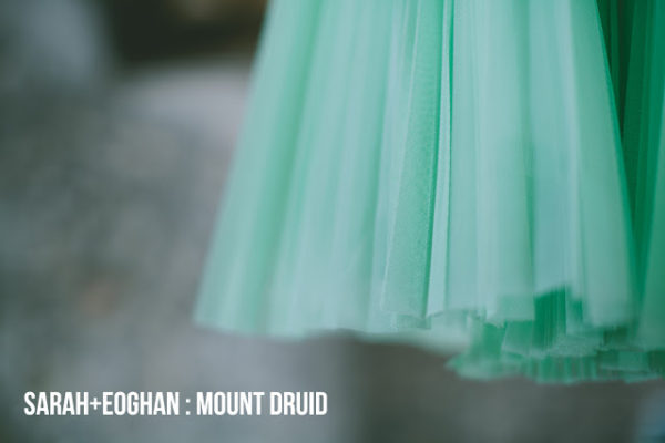 An Alternative Wedding: Sarah + Eoghan