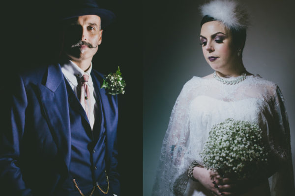 Sorcha + Christian: Smock Alley Theatre Wedding
