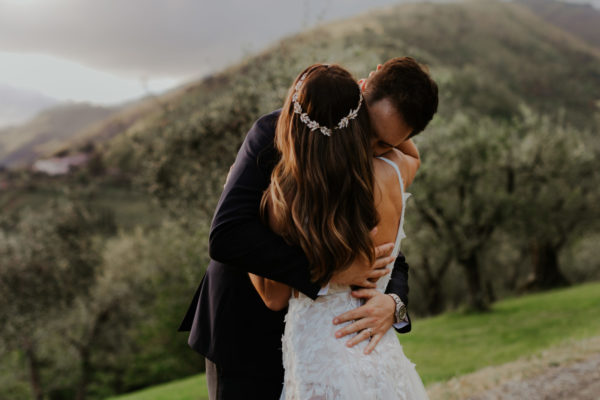 Tuscan Wedding - Casale De Pasquinelli